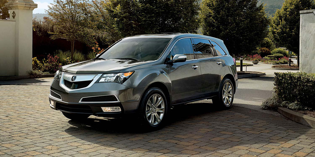 2014 - 2013 ACURA - New SUV and Crossover Photos
