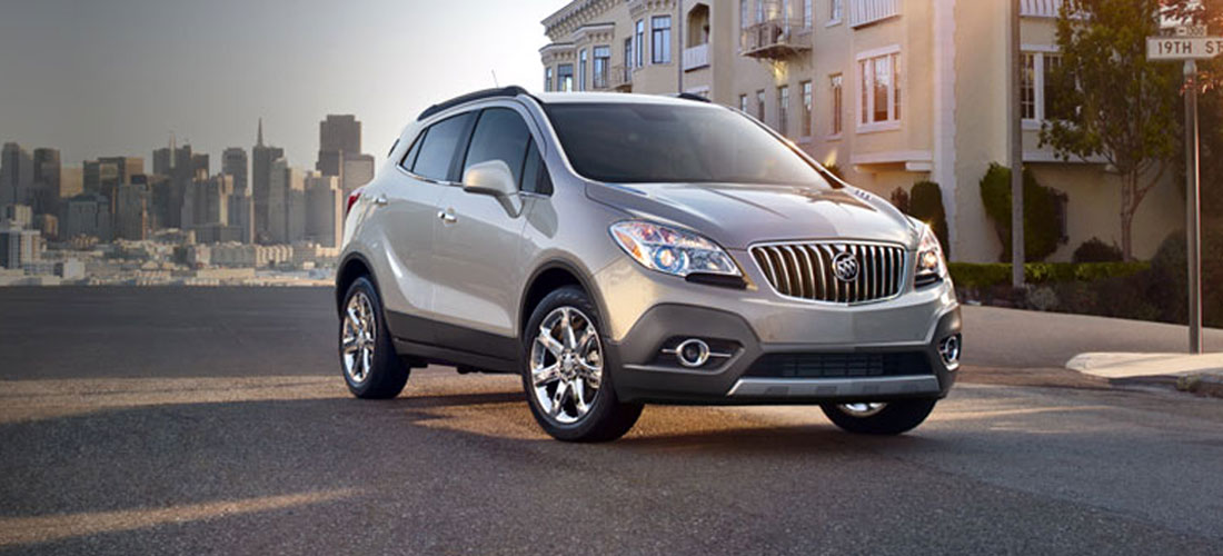 2014 - 2013 Buick - New SUV and Crossover Photos