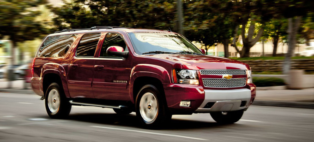 2014 - 2013 - New CHEVROLET SUV and Crossover Photos
