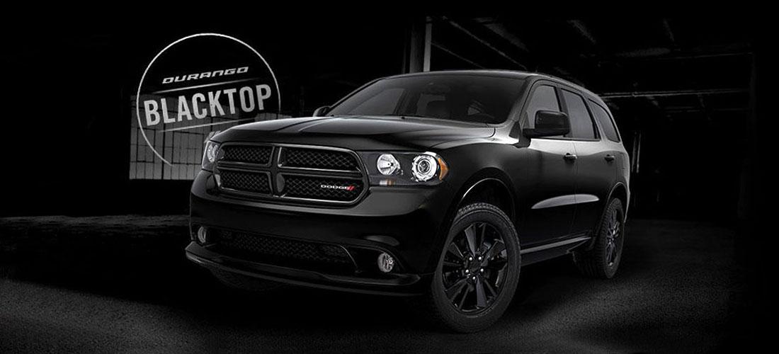 2013 Dodge Durango Blacktop