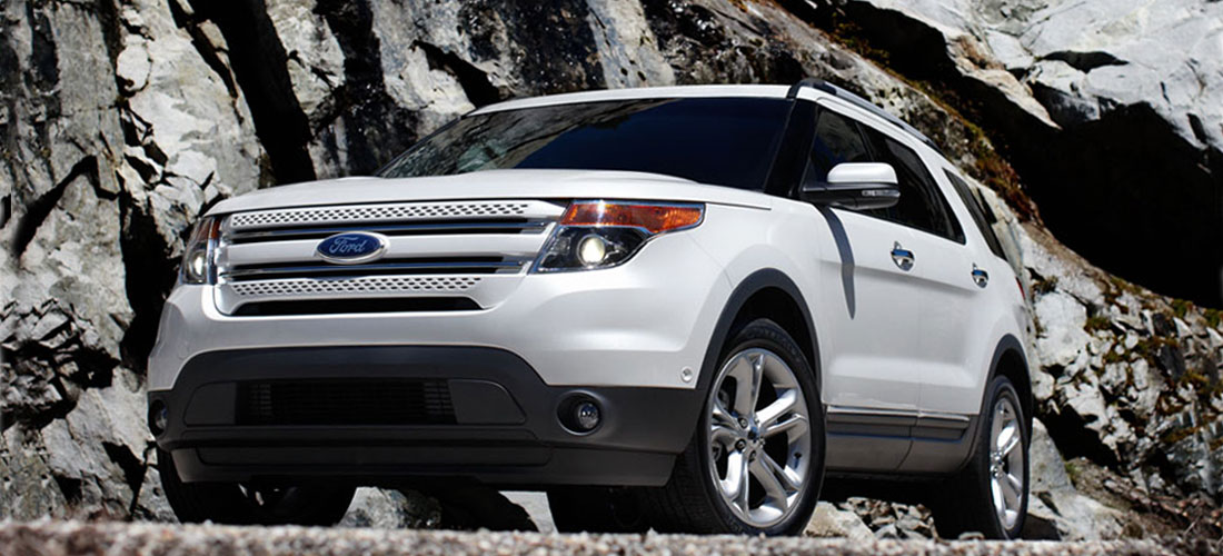 2014 - 2013 FORD - New SUV and Crossover Photos