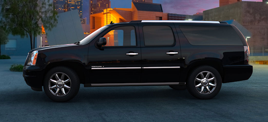 2014 - 2013 GMC - New SUV and Crossover Photos
