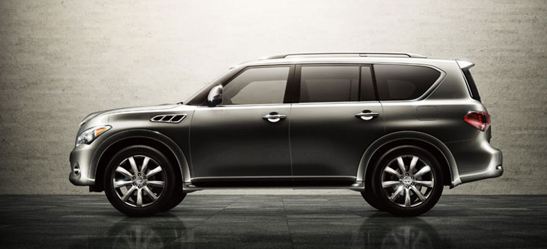 2014 - 2013 INFINITI - New SUV and Crossover Photos