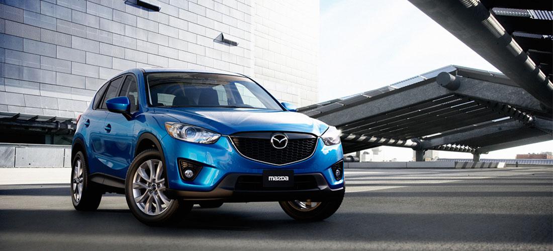 Mazda Cx9 Europe >> 2014 - 2013 Mazda - New SUV and Crossover Photos
