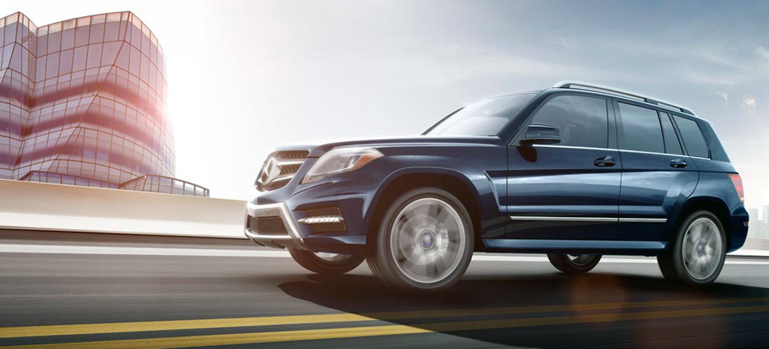 2014 - 2013 Mercedes Benz - New SUV and Crossover Photos