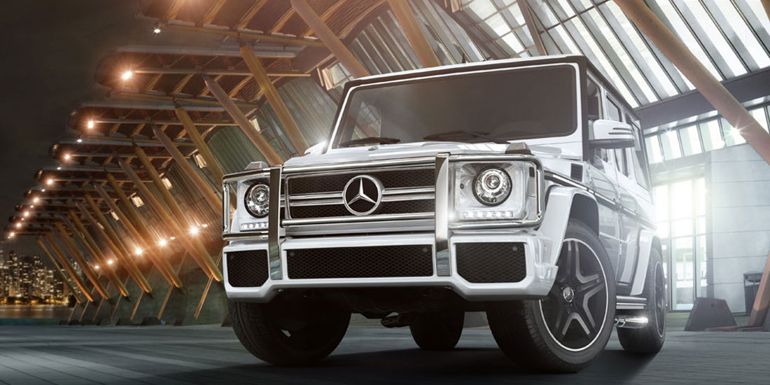 2013 Mercedes Benz G Class