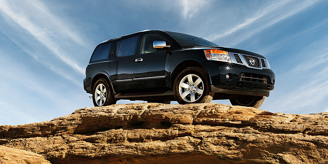 2014 2013 Nissan Suv And Crossover Photos