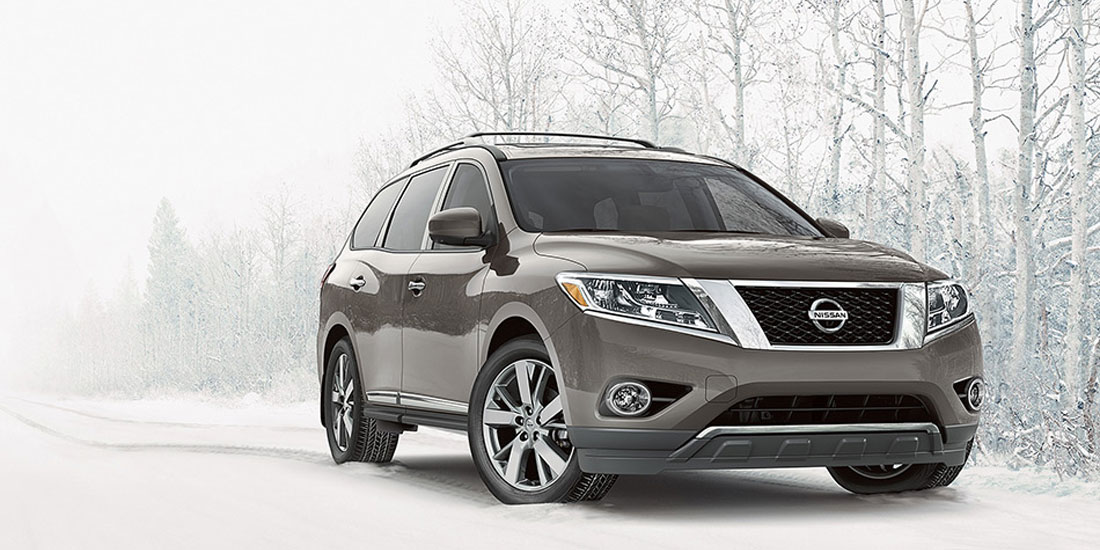 2014 - 2013 Nissan - SUV and Crossover Photos