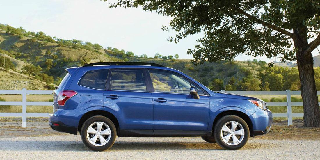 2014 - 2013 Subaru - New SUV and Crossover Photos