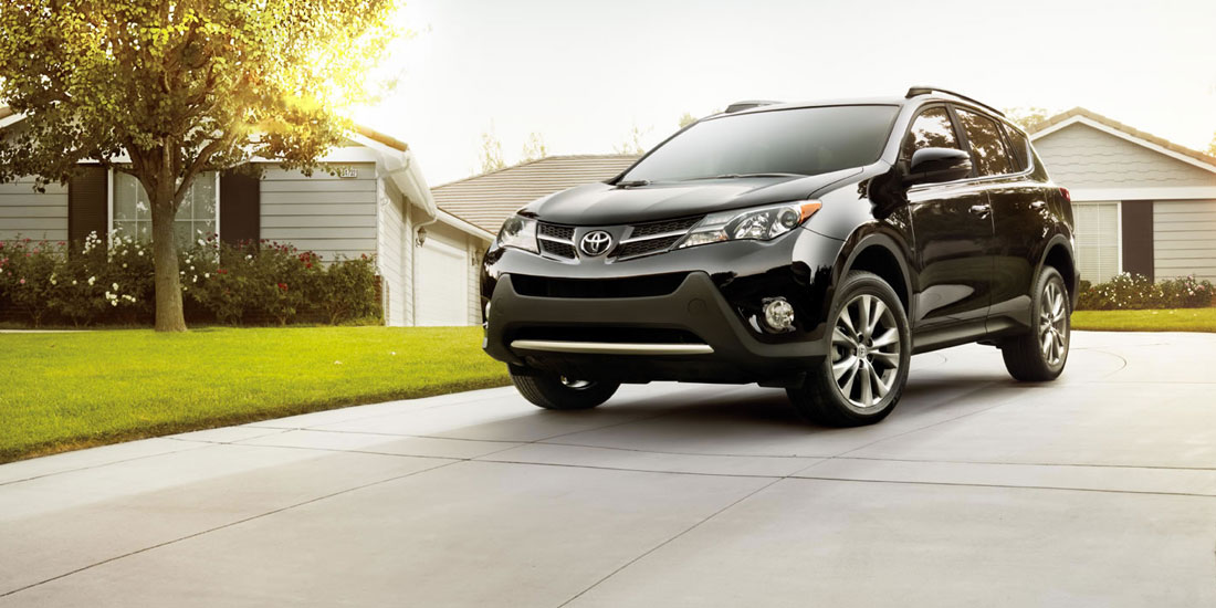 2014 2013 Toyota New Suv And Crossover Photos