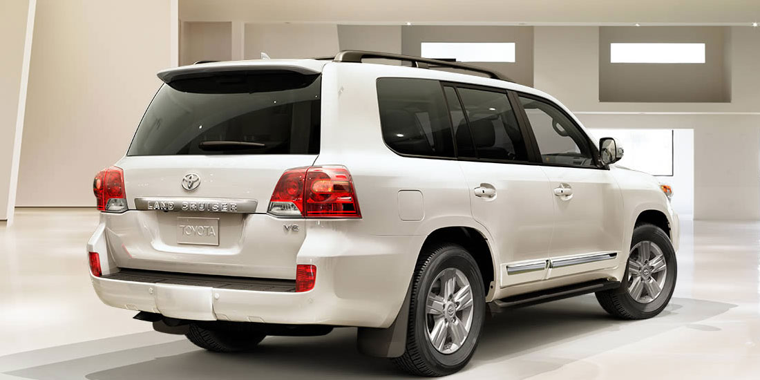 2014 - 2013 Toyota - New SUV and Crossover Photos