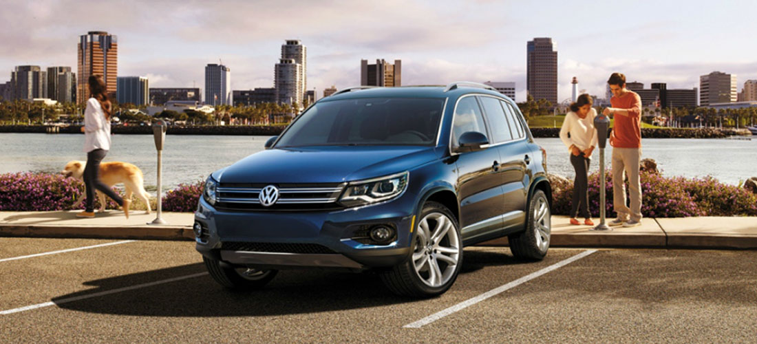 2014 - 2013 Volkswagen SUVs and Crossovers Volkswagen Tiguan
